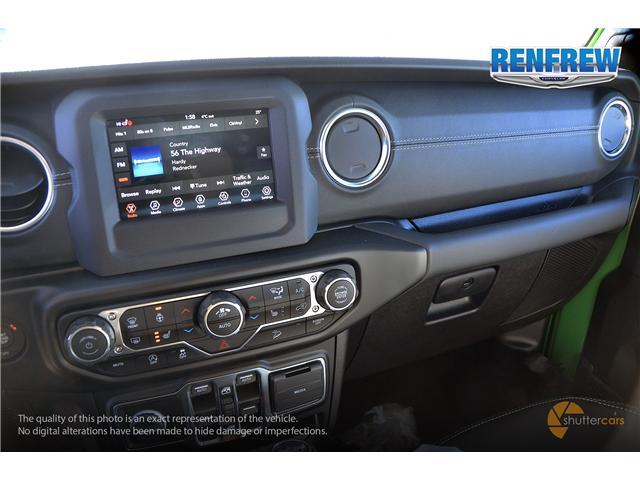 2019 Jeep Wrangler Unlimited Sahara (Stk: K158) in Renfrew - Image 13 of 17