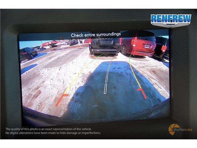 2019 Jeep Wrangler Unlimited Sahara (Stk: K158) in Renfrew - Image 14 of 17