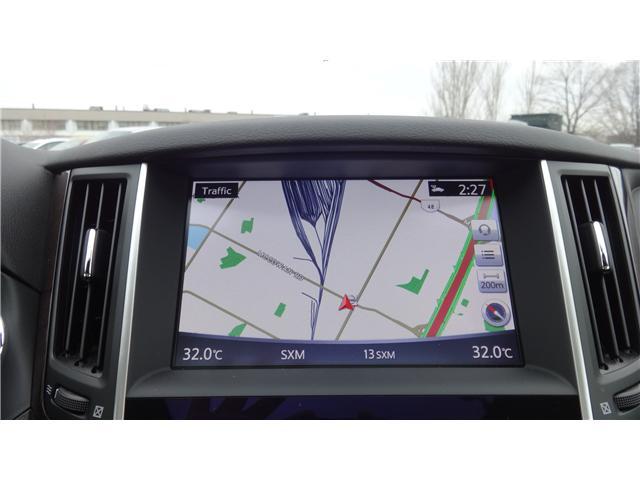 2018 Infiniti Q50 3.0t LUXE (Stk: U12371) in Scarborough - Image 16 of 29
