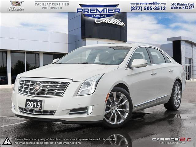 2015 Cadillac XTS Premium (Stk: P19024) in Windsor - Image 1 of 27