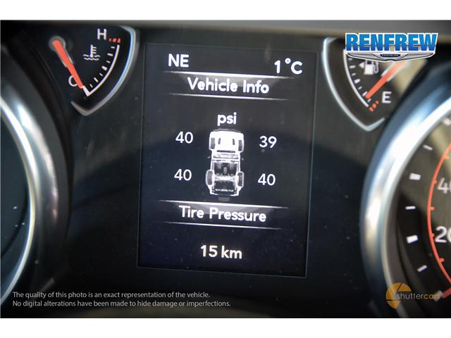 2019 Jeep Wrangler Sport (Stk: K161) in Renfrew - Image 11 of 20