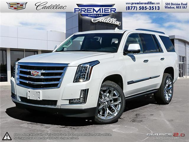 2019 Cadillac Escalade Premium Luxury (Stk: 191129) in Windsor - Image 1 of 27
