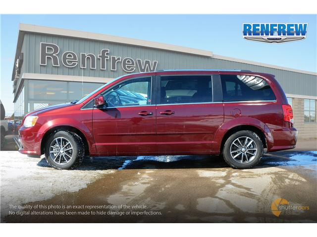 2017 Dodge Grand Caravan CVP/SXT (Stk: SLH286) in Renfrew - Image 3 of 20