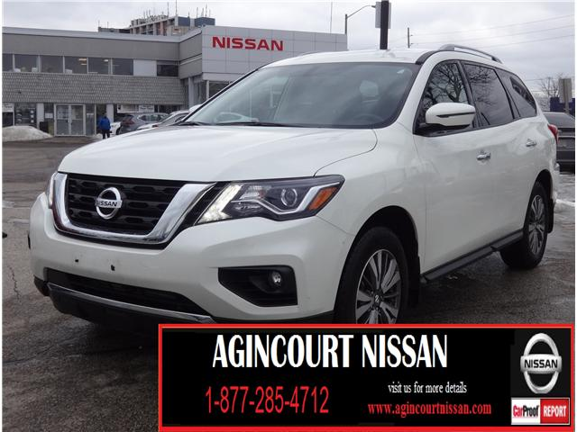 2018 Nissan Pathfinder SV Tech (Stk: JC675416A) in Scarborough - Image 1 of 26