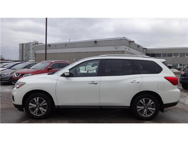 2018 Nissan Pathfinder SV Tech (Stk: JC675416A) in Scarborough - Image 2 of 26