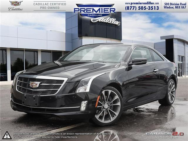 2016 Cadillac ATS 2.0L Turbo Luxury Collection (Stk: P19026) in Windsor - Image 1 of 27