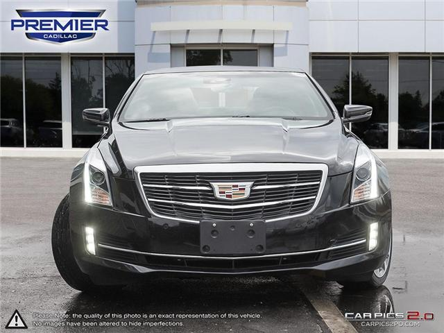2016 Cadillac ATS 2.0L Turbo Luxury Collection (Stk: P19026) in Windsor - Image 2 of 27