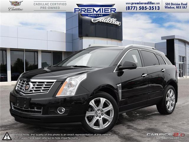 2015 Cadillac SRX Premium (Stk: P19032) in Windsor - Image 1 of 28