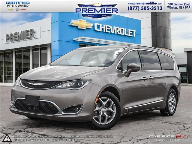 2018 Chrysler Pacifica Touring-L Plus (Stk: P19054) in Windsor - Image 1 of 26
