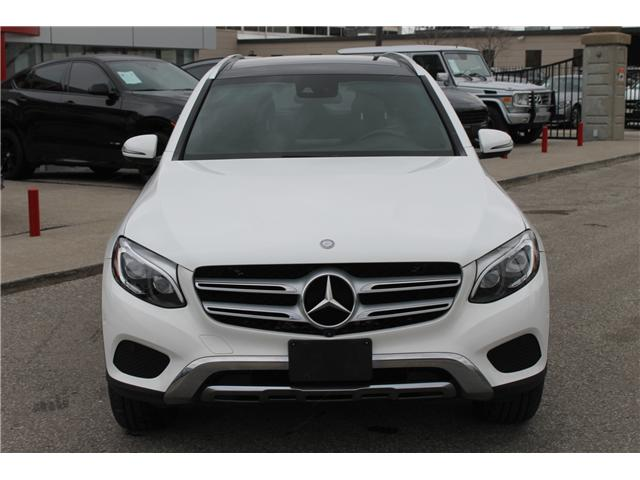 2017 Mercedes-Benz GLC 300 Base (Stk: 623861) in Toronto - Image 2 of 28