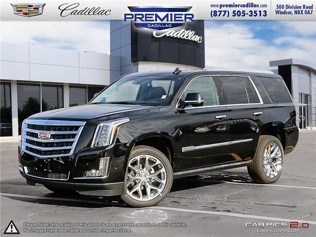 2019 Cadillac Escalade Premium Luxury (Stk: 191245) in Windsor - Image 1 of 27