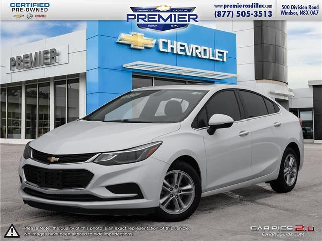 2017 Chevrolet Cruze LT Auto (Stk: P19047) in Windsor - Image 1 of 28