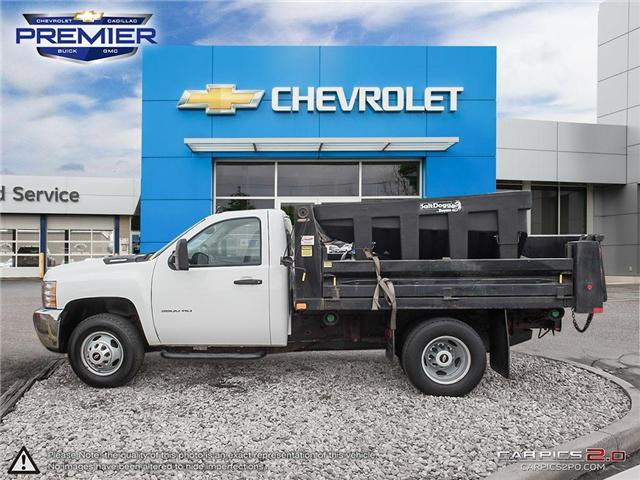 2012 Chevrolet Silverado 3500HD Chassis WT (Stk: P19021) in Windsor - Image 1 of 20
