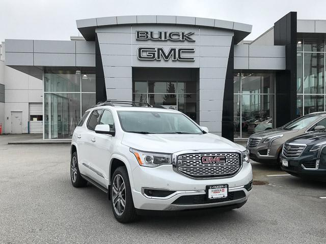 2019 GMC Acadia Denali (Stk: 9A18950) in North Vancouver - Image 2 of 14