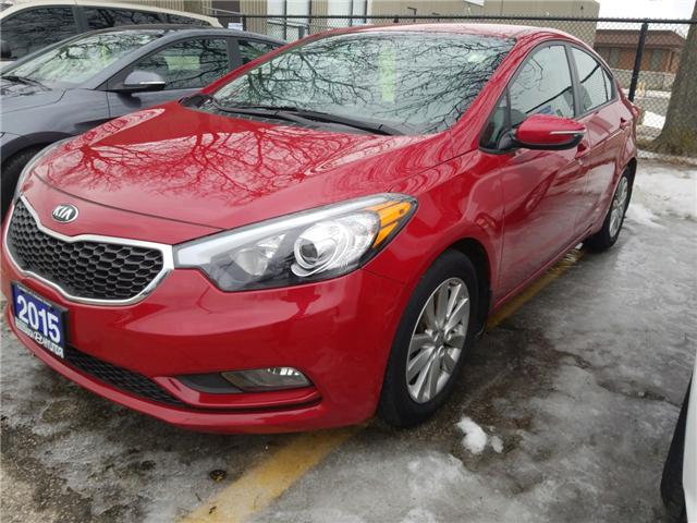 2015 Kia Forte 1.8L LX (Stk: 38717A) in Mississauga - Image 1 of 9