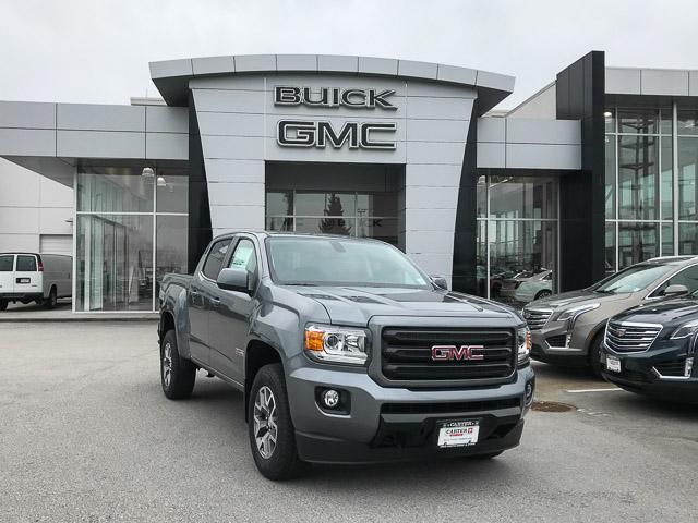 2019 GMC Canyon All Terrain w/Leather (Stk: 9CN59960) in North Vancouver - Image 2 of 12