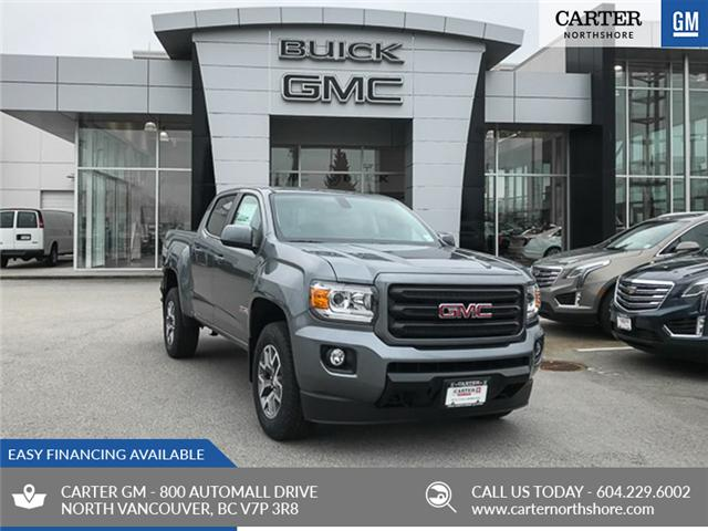 2019 GMC Canyon All Terrain w/Leather (Stk: 9CN59960) in North Vancouver - Image 1 of 12
