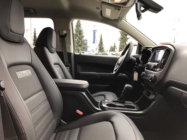 2019 GMC Canyon All Terrain w/Cloth (Stk: 9CN43870) in North Vancouver - Image 10 of 13
