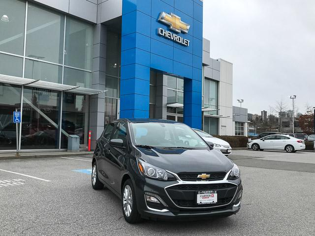 2019 Chevrolet Spark 1LT CVT (Stk: 9P48360) in North Vancouver - Image 2 of 13