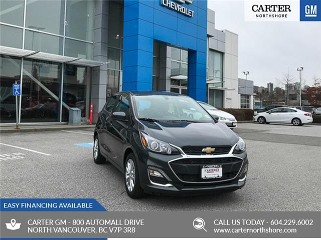2019 Chevrolet Spark 1LT CVT (Stk: 9P48360) in North Vancouver - Image 1 of 13