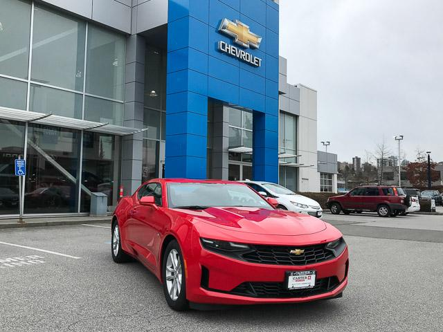 2019 Chevrolet Camaro 1LT (Stk: 9CA27140) in North Vancouver - Image 2 of 11