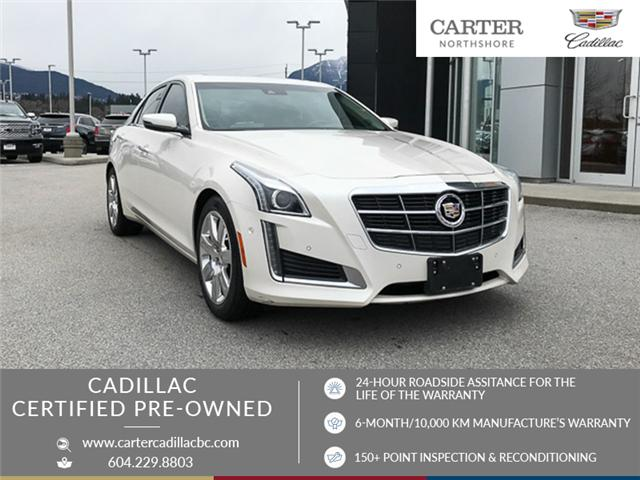 2014 Cadillac CTS 3.6L Performance (Stk: 972031) in North Vancouver - Image 1 of 26