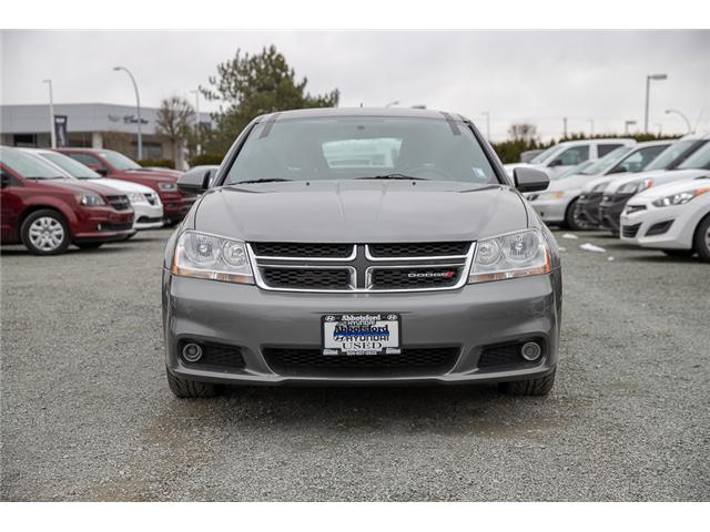 2012 Dodge Avenger SXT (Stk: AH8728A) in Abbotsford - Image 2 of 24