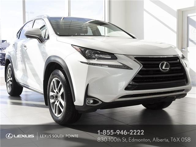 2017 Lexus NX 200t Base (Stk: L900294A) in Edmonton - Image 1 of 19
