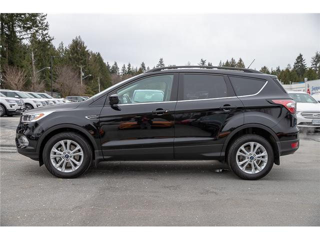 2018 Ford Escape SEL (Stk: P7485) in Surrey - Image 4 of 25