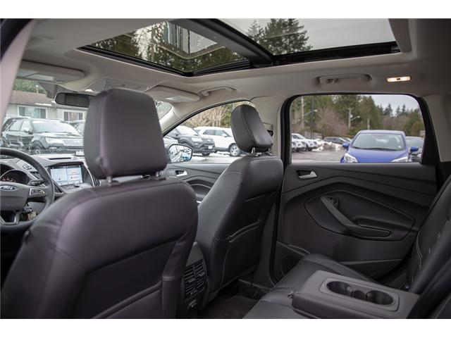 2018 Ford Escape SEL (Stk: P7485) in Surrey - Image 11 of 25