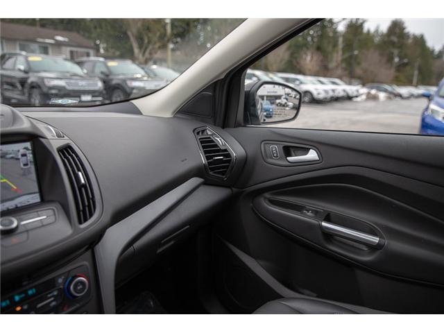 2018 Ford Escape SEL (Stk: P7485) in Surrey - Image 24 of 25