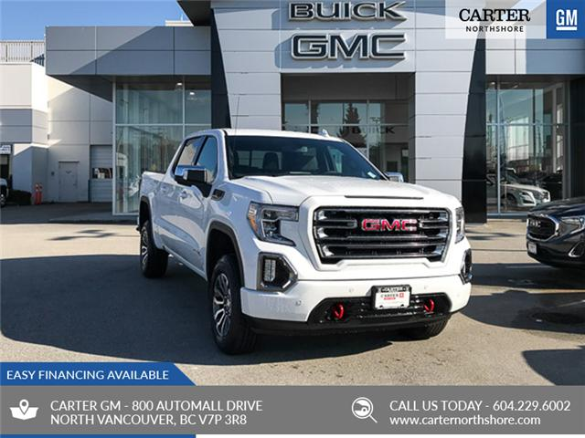 2019 GMC Sierra 1500 AT4 (Stk: 9R90560) in North Vancouver - Image 1 of 16