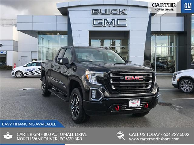2019 GMC Sierra 1500 AT4 (Stk: 9R53970) in North Vancouver - Image 1 of 14