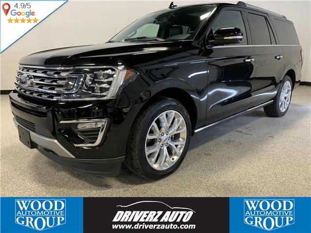 2018 Ford Expedition Max Limited (Stk: P11964) in Calgary - Image 1 of 23