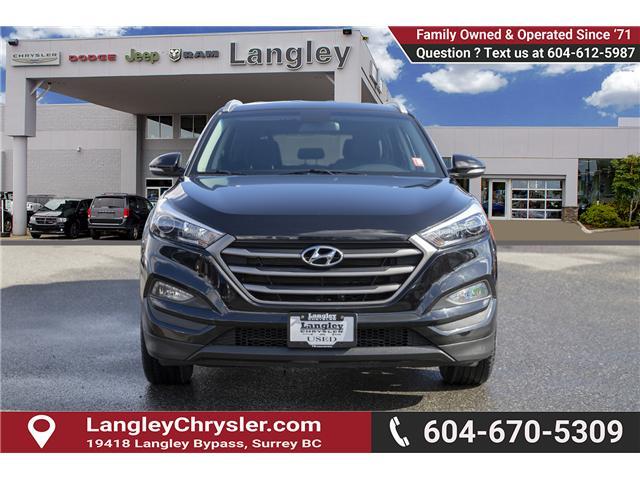 2016 Hyundai Tucson Premium (Stk: EE901220A) in Surrey - Image 2 of 25
