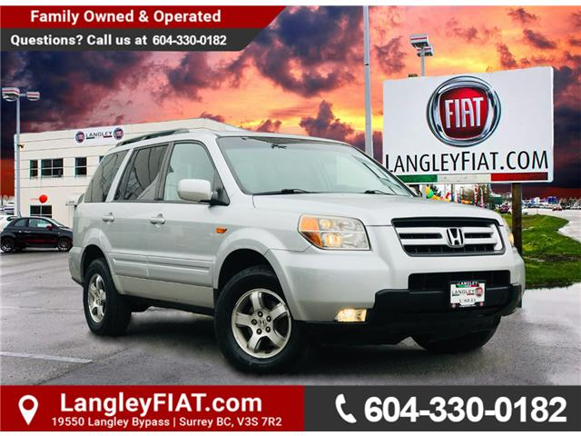 2008 Honda Pilot SE (Stk: LF009610B) in Surrey - Image 1 of 30