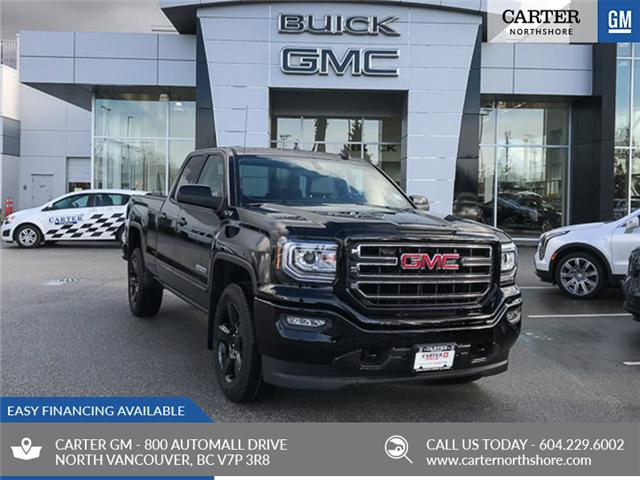 2019 GMC Sierra 1500 Limited Base (Stk: 9R68060) in North Vancouver - Image 1 of 13