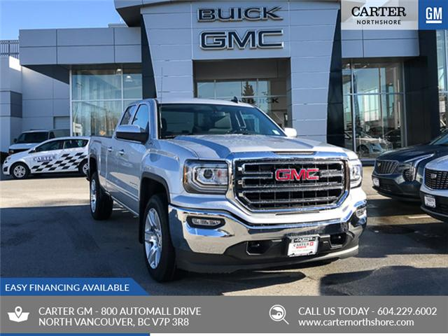 2019 GMC Sierra 1500 Limited SLE (Stk: 9R53700) in North Vancouver - Image 1 of 13