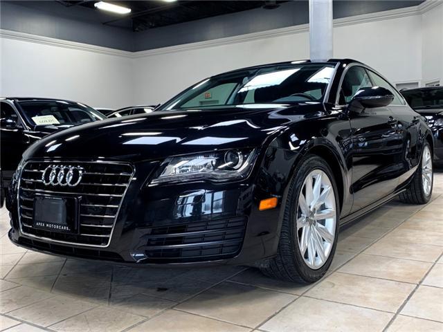 2014 Audi A7 3.0 (Stk: AP1802) in Vaughan - Image 1 of 24