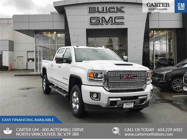 2019 GMC Sierra 3500HD Denali (Stk: 9R64720) in North Vancouver - Image 1 of 13