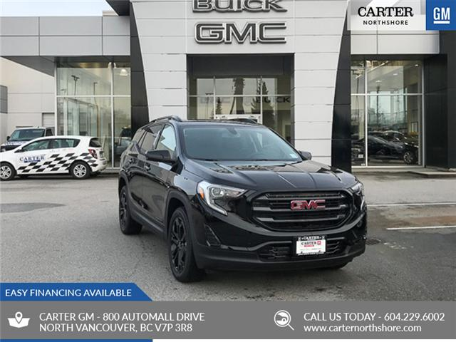 2019 GMC Terrain SLE (Stk: 9T39600) in North Vancouver - Image 1 of 14