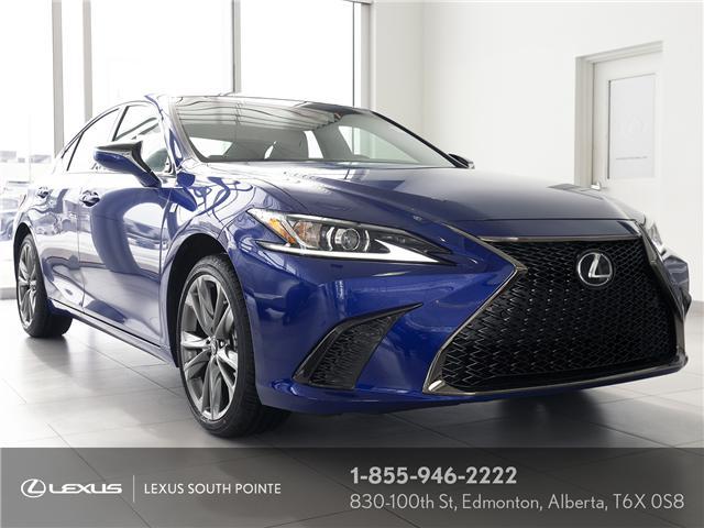 2019 Lexus ES 350 Premium (Stk: L900327) in Edmonton - Image 1 of 23