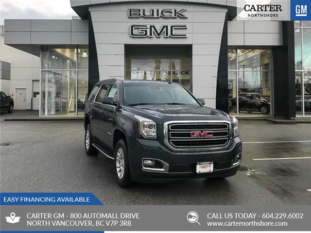2019 GMC Yukon SLT (Stk: 9Y45210) in North Vancouver - Image 1 of 15
