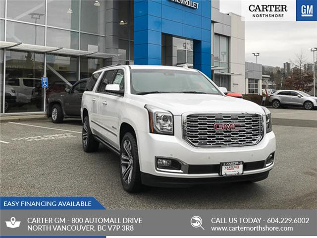 2019 GMC Yukon XL Denali (Stk: 9Y31050) in North Vancouver - Image 1 of 14