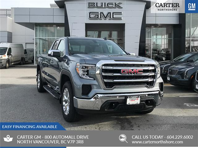 2019 GMC Sierra 1500 SLE (Stk: 9R04390) in North Vancouver - Image 1 of 13