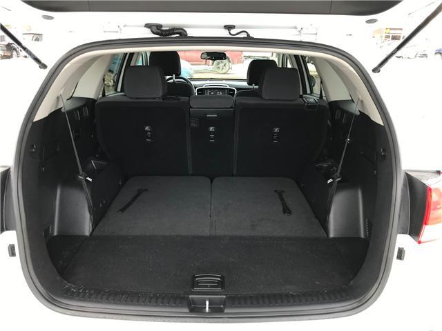 2017 Kia Sorento 3.3L LX V6 7-Seater (Stk: 21387A) in Edmonton - Image 11 of 26