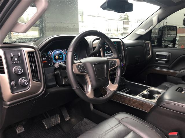 2017 GMC Sierra 3500HD Denali (Stk: 17-207844A) in Abbotsford - Image 12 of 17