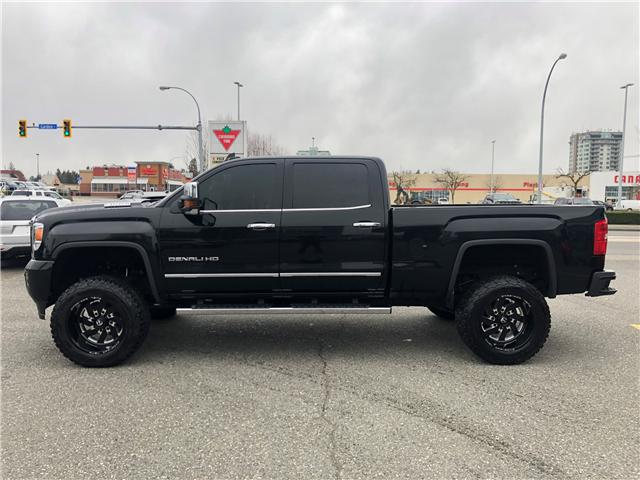2017 GMC Sierra 3500HD Denali (Stk: 17-207844A) in Abbotsford - Image 4 of 17