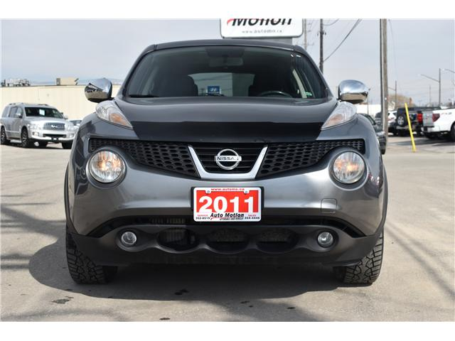 2011 Nissan Juke  (Stk: 19210) in Chatham - Image 2 of 30
