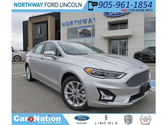 2019 Ford Fusion Energi Titanium (Stk: FU90676) in Brantford - Image 1 of 29